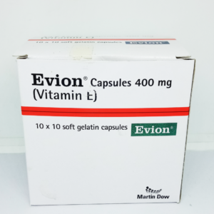 Evion (400mg) Cap