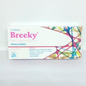 Breeky (200mcg) Tab
