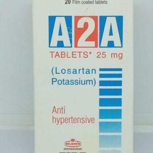A2A (25mg) Tab
