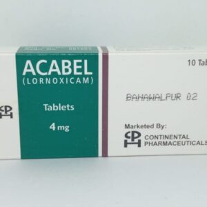 Acabel (4mg) Tab