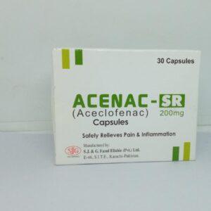 Acenac-SR (200mg) Cap